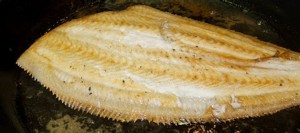 how to cook dover sole whole