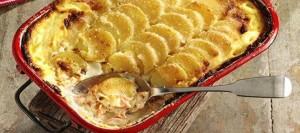 Irish Salmon & Potato Supper