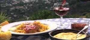 Monkfish Rice Dish
