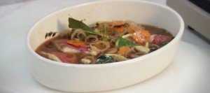 Red Mullet Escabeche