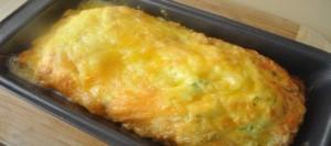 Smoked Salmon & Egg Bake