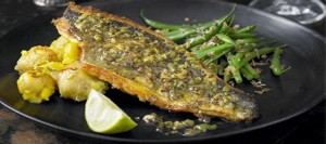 Tandoori Spiced Sea Bream