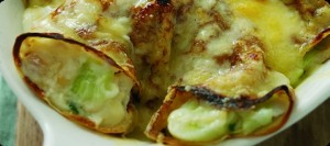 Smoked Haddock and Leek Pancakes