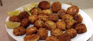 Fresh Fishcakes Cheekyricho-style