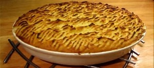 Johnny's Awesome Fish Pie