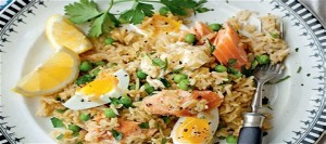 Christmas Kedgeree