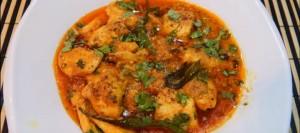 Sole Masala Curry